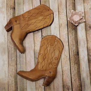 Frye Vintage Cowboy boots